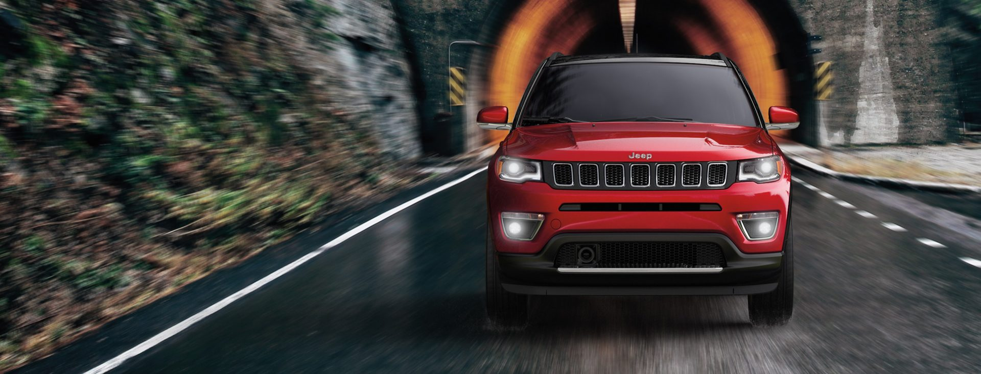 2018 JEEP COMPASS SAFETY AND SECURITY