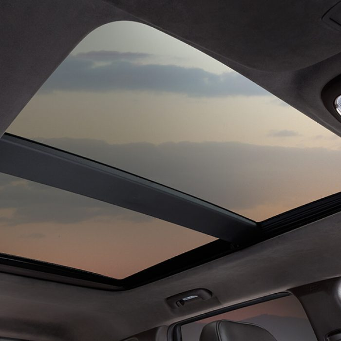 CommandView® Sunroof