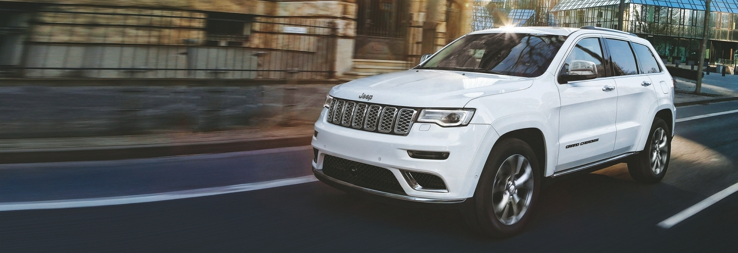 2019 Jeep Grand Cherokee VLP Hero Summit