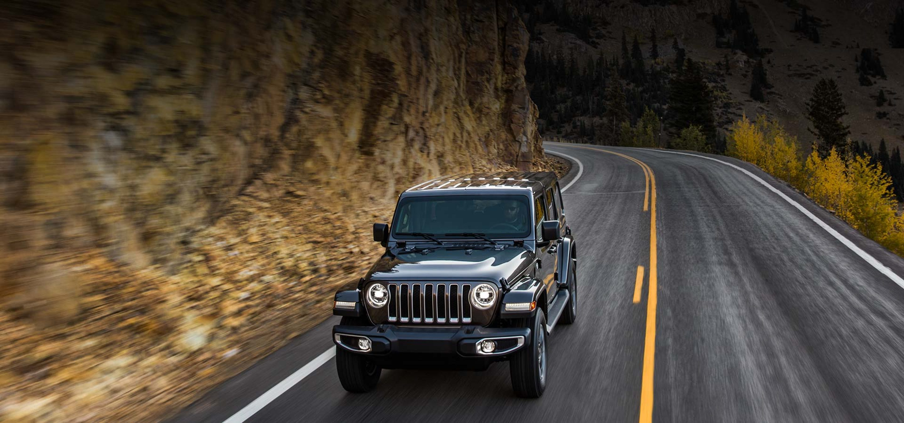 2019 JEEP WRANGLER SAFETY AND SECURITY